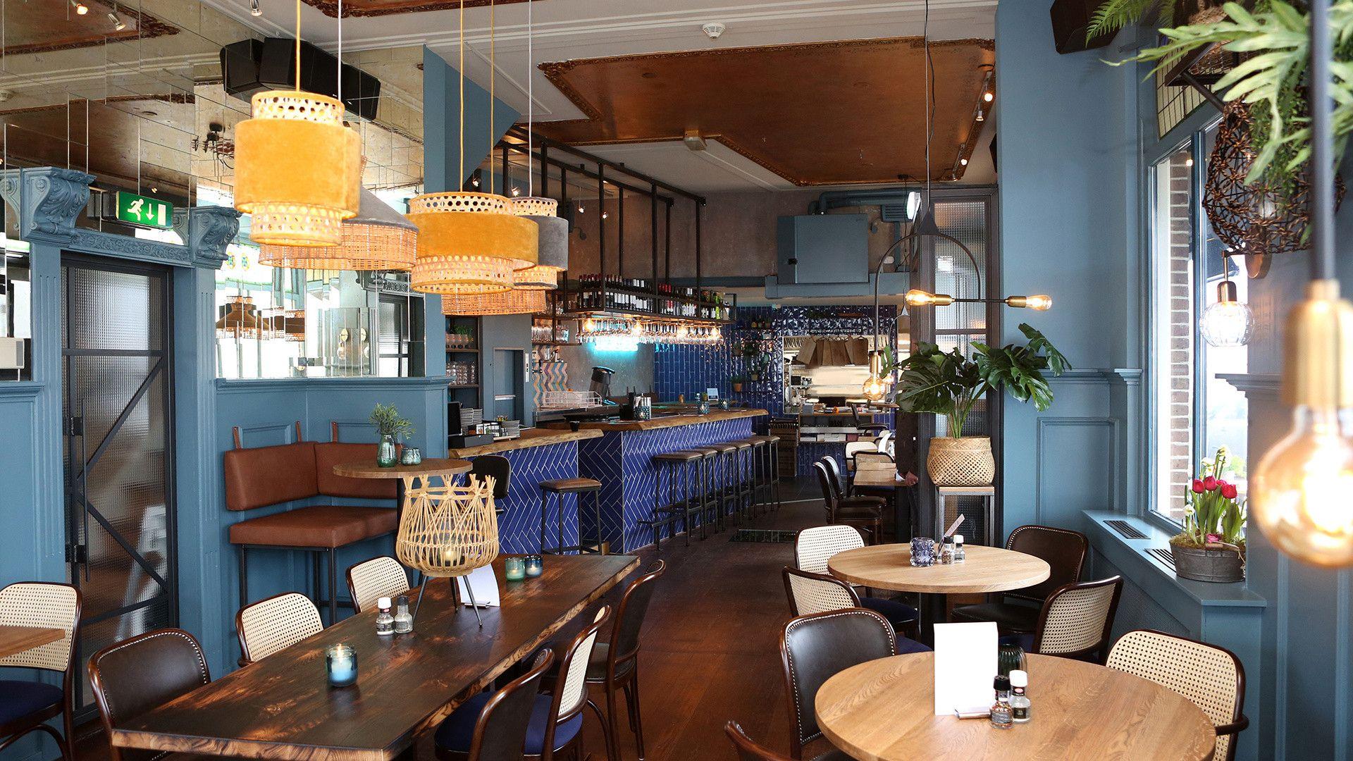 Eten en drinken in de gezellige haven van Hoorn